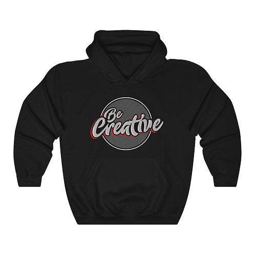 Be Creative - Heavy Blend™ Hooded Sweatshirt