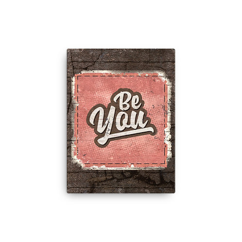 Be You - Canvas