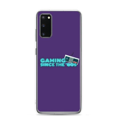 Retro Gaming '80s - Samsung Case