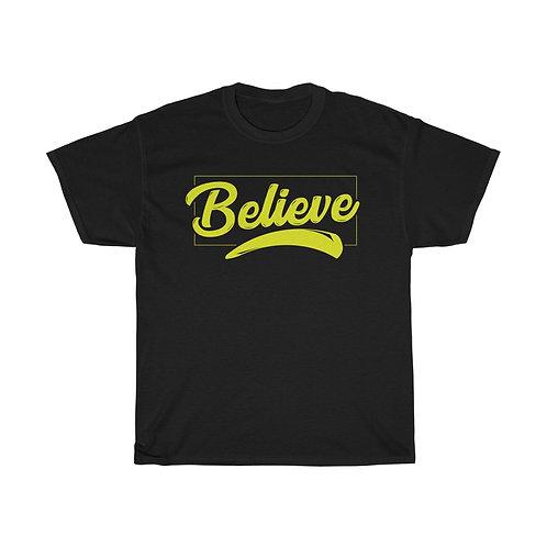 Believe - Short Sleeve Tee