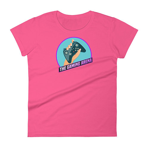 The Gaming Arena - Women's short sleeve t-shirt