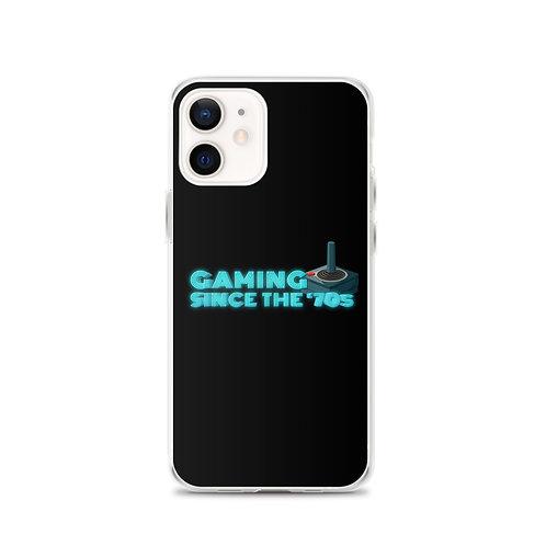 Retro Gaming '70s - iPhone Case