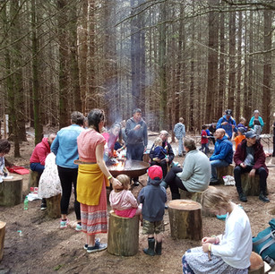 Family Sessions at Gisburn Forest