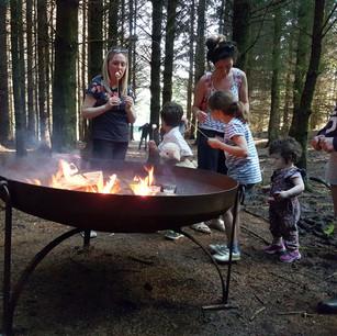Fire & Marshmallows