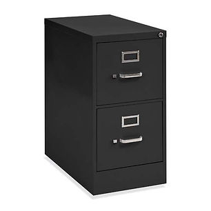 OS Metal Vertical File 2-Drawer