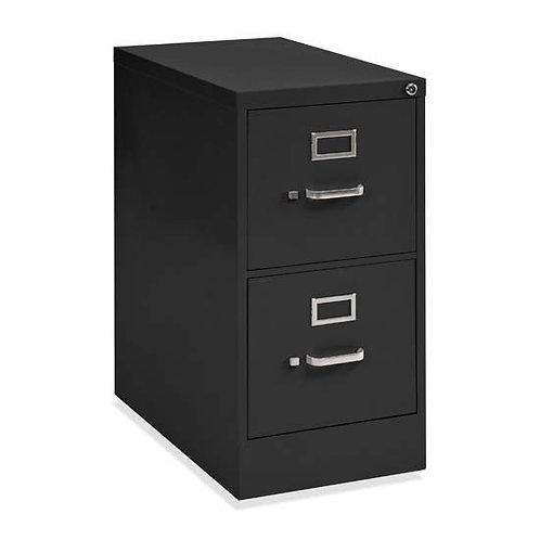Office Source Metal Vertical File 2-Drawer