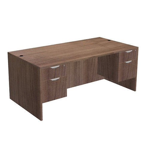 Office Source 71x36 Desk w/ Drawers