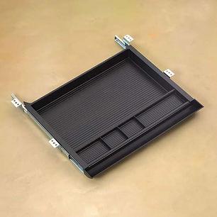 OS Black Center Drawer