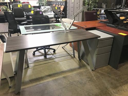 60x24 Angled Leg Table