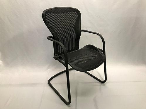 Pre-owned Herman Miller Aeron Guest Chair