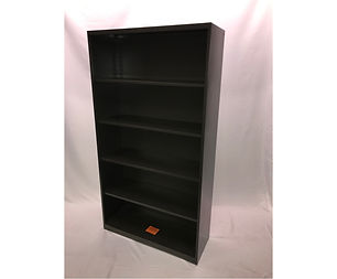Global Bookcase 66h - Dark Gray