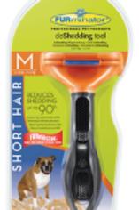 Furminator deShedding pour chiens de taille moyenne à poils court