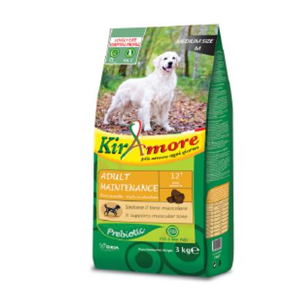 KIRAMORE Dog Medium Adult Maintenance 15kg