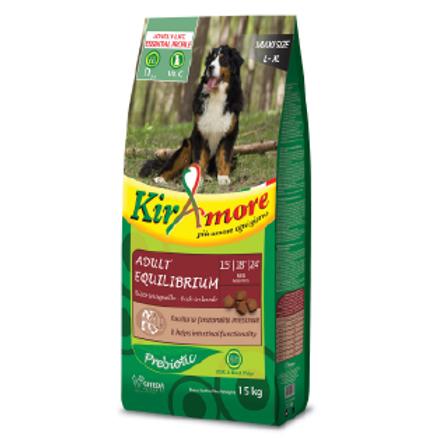 KIRAMORE DOG Maxi Adult Equilibrium 15 kg