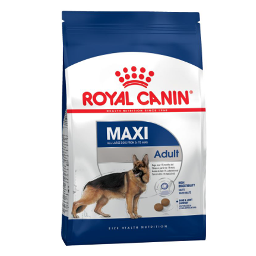 Royal Canin Maxi Adult 4&15kg