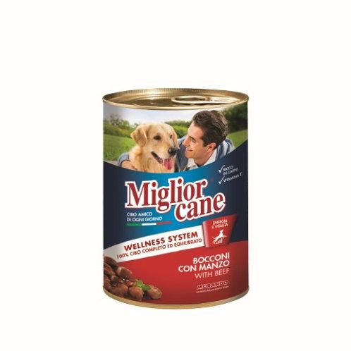 Miglior Cane Bœuf 405 gr
