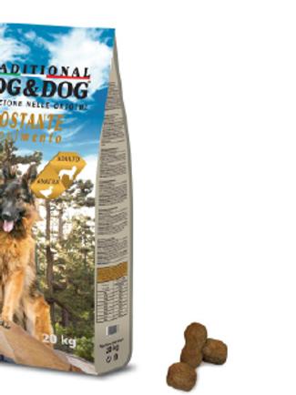Dog & Dog movimento 20kg