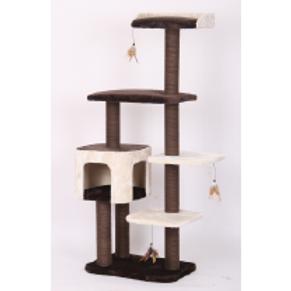 Felican arbre à chat TRIO NATURAL