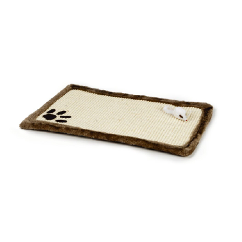 Beeztees griffoir TAPIS + SOURIS