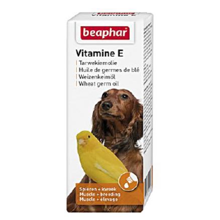 Beaphar Huile de Germe de Blé Vitamine E 100ml