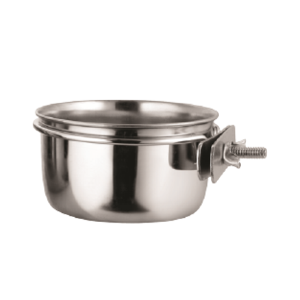 Felican gamelle Inox pour cage