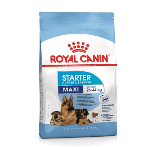 Royal Canin Maxi Starter 4 & 15kg