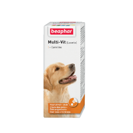 BEAPHAR Multi-Vit 50 ml