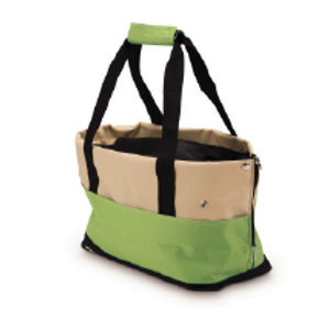 Beeztees Sac de transport Sportivo green