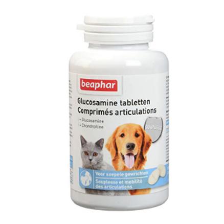 BEAPHAR Glucosamine comprimés pour articulation 60pcs