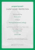 Client Money Protection - Certificate (E