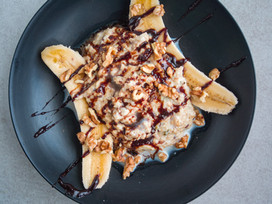 Banana Split Havermout