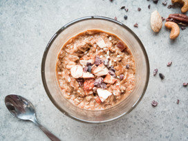 Sublieme Overnight Oats