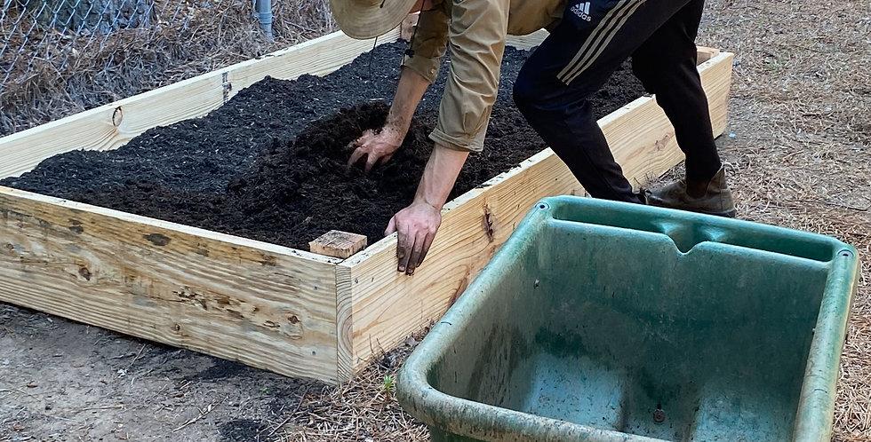 Seasonal Gardening Services