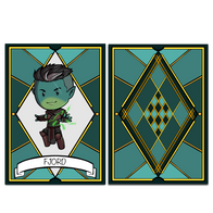 Fjord Trading Card