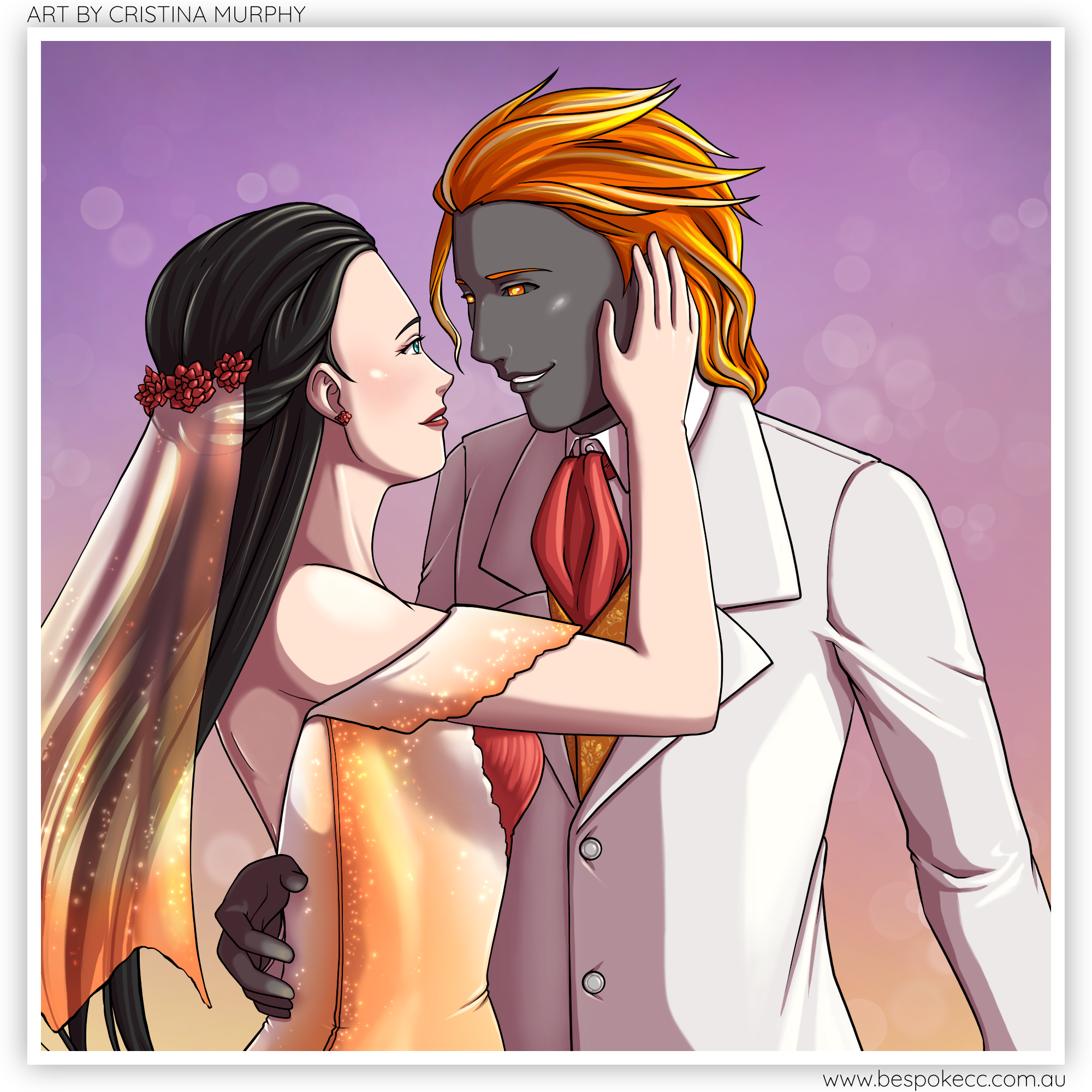 Valentines 2021 - Ash and Rose -