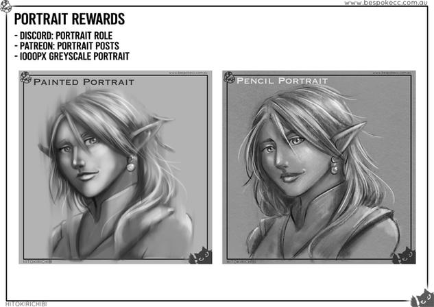 Tier Reward - Portrait Tier