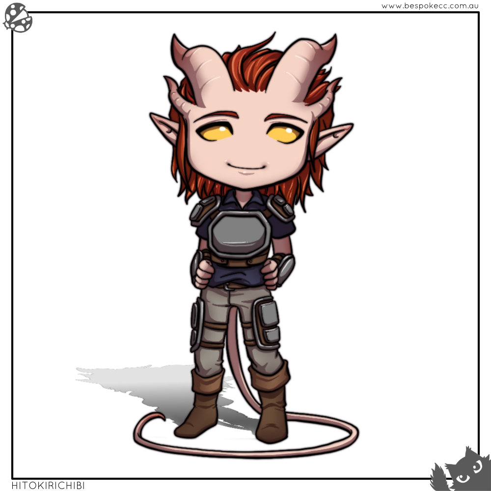 Alec - Morrakir