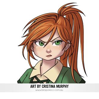 Anime Portrait - Iolanthe