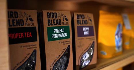 Bird and Blend teas