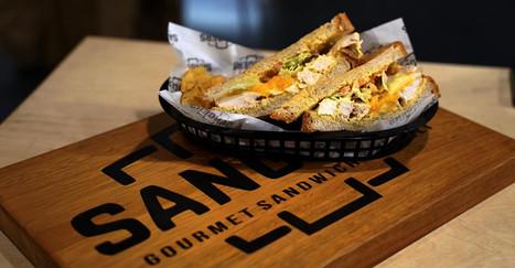 The New Deli Sandwich