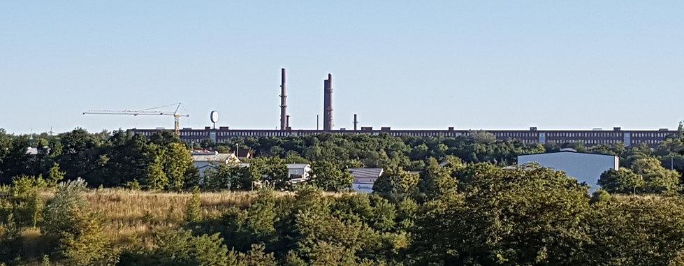 Volkswagen-Werk Kassel in Baunatal