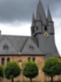 Söhrewald-Wellerode, Kirche