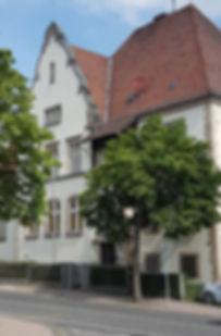 Kaufungen, Frauengefängnis (altes Gerichtsgebäude)