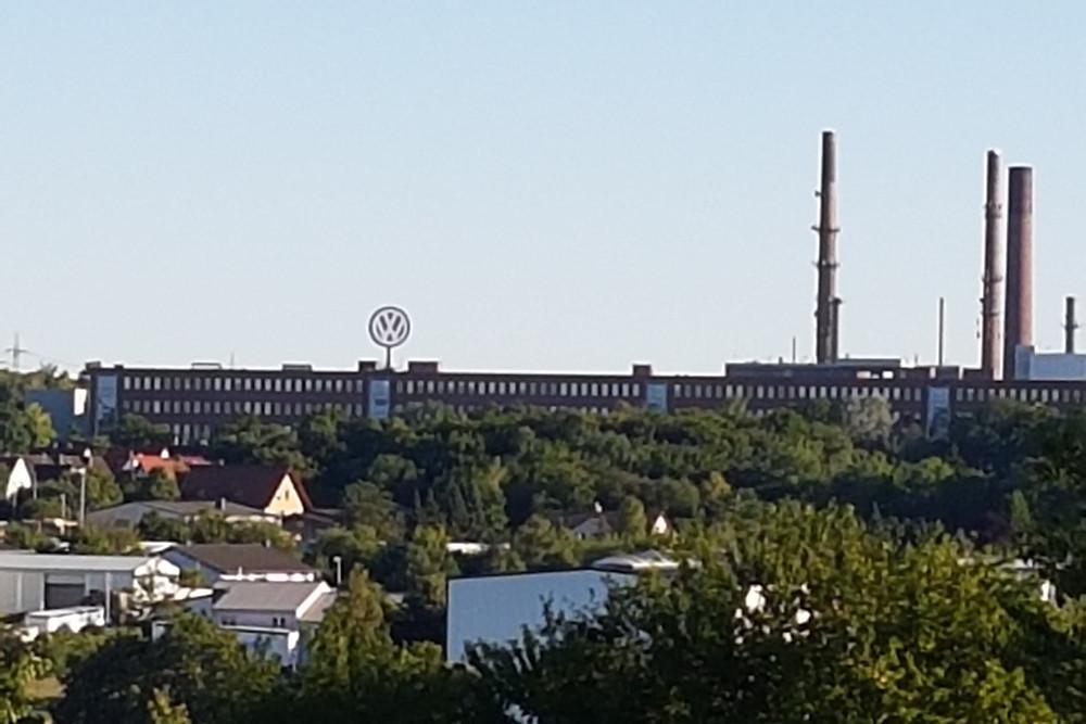 VW-Werk Kassel in Baunatal