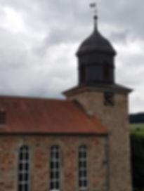 Körle, Kirche