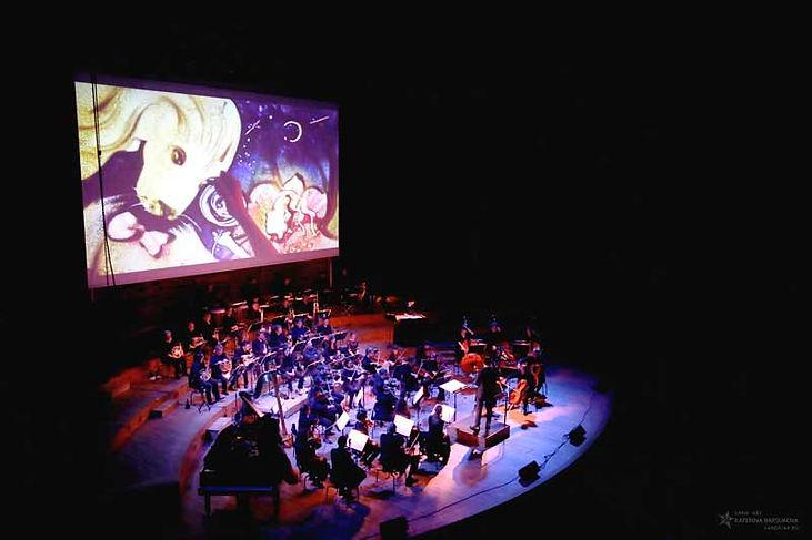 Щелкунчик с симфоническим оркестром