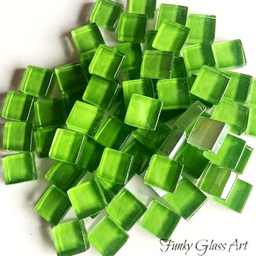 Crystal 10x10 Kiwi Green