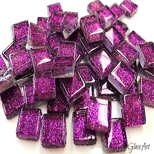Glitter 10x10 Grape