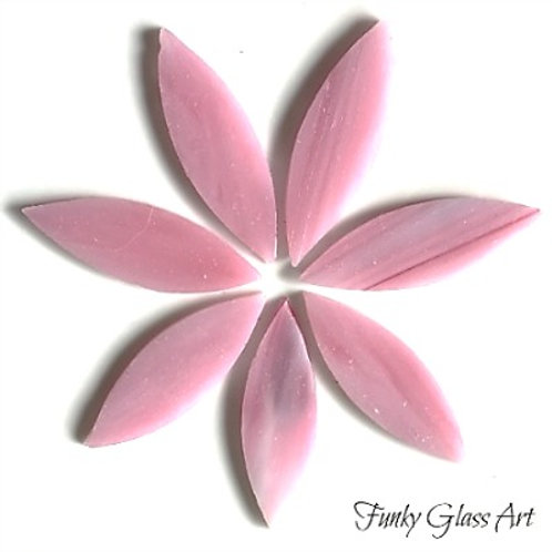 Stained Glass Large Petals - Sugar Plum