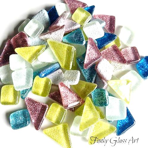 Glass Melts - Glitter Mix